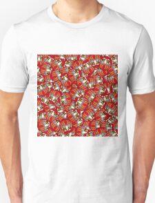 Mini Daruma Unisex T-Shirt