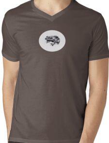 Thumbog Mens V-Neck T-Shirt