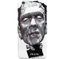 let's be Frank iPhone Case/Skin
