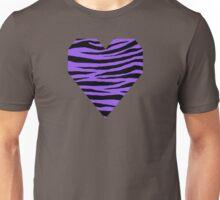 0348 Lavender Indigo or Navy Purple Tiger Unisex T-Shirt