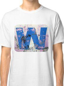 Blue W Classic T-Shirt