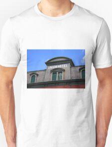 Flemington, NJ - Union Hotel Unisex T-Shirt
