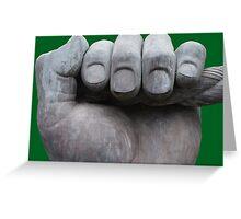 hand Greeting Card