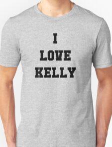 "Justin & Kelly Wedding - Special Edition Shirt - ""Kelly"" Unisex T-Shirt"