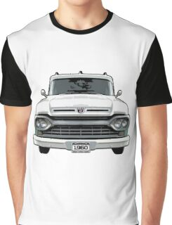 1960 Ford Truck Graphic T-Shirt