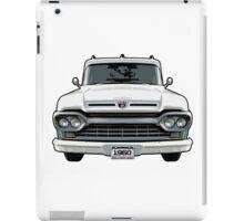 1960 Ford Truck iPad Case/Skin
