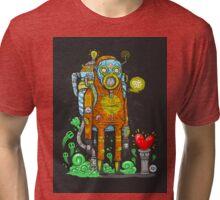 LOVE KILLER Tri-blend T-Shirt