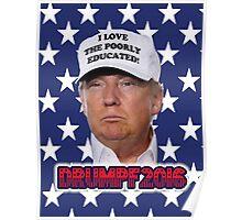 DRUMPF stars Poster