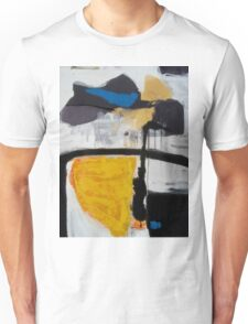 The Echo of Your Absence Unisex T-Shirt