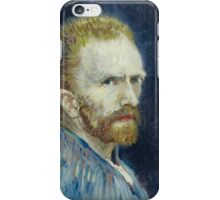 Vincent van Gogh - Self Portrait iPhone Case/Skin