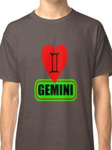 ♊★Love Gemini Fabulous Clothes & Phone/iPad/Laptop/MackBook Cases/Skins & Bags & Home Decor & Stationary & Mugs★♊ Classic T-Shirt