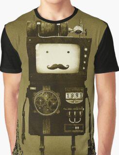 Steampunk B-MO Adventure time.  Graphic T-Shirt