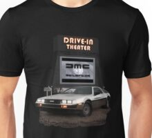 1982 DeLorean DMC-12 Night Unisex T-Shirt