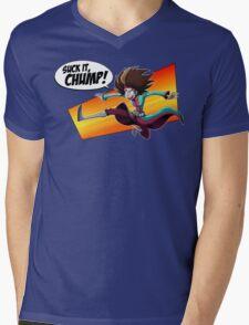 Mystery Babylon - Suck it, Chump! Mens V-Neck T-Shirt