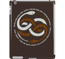 Nerdy Tee - Bastions Adventures iPad Case/Skin