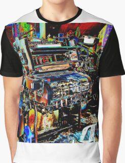 machine Graphic T-Shirt
