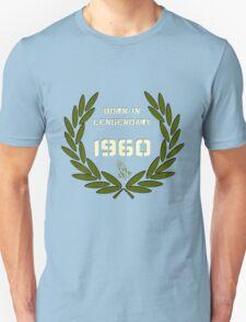 Legendary 1960  Unisex T-Shirt