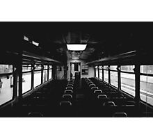 On board. Photographic Print