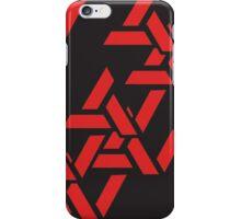 Vortech RED iPhone Case/Skin