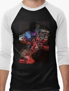 Football Bundy Men's Baseball ¾ T-Shirt
