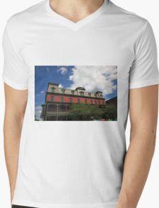 Flemington, NJ - Union Hotel Mens V-Neck T-Shirt