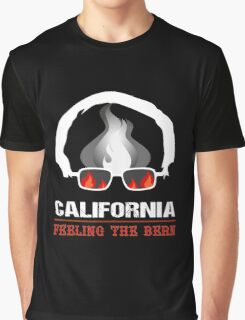 California Feeling The Bern Graphic T-Shirt