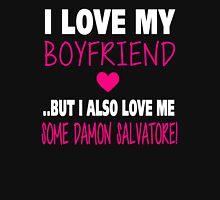 Love Me Some Damon Salvatore Unisex T-Shirt