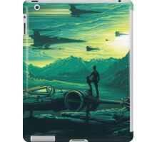 Star Wars VII - Poe Starship iPad Case/Skin