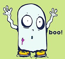Boo! by Suzanne Brogan