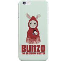 Bunzo The Treasure Hunter iPhone Case/Skin