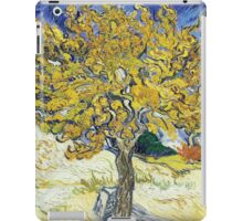 Vincent van Gogh - Mulberry Tree iPad Case/Skin