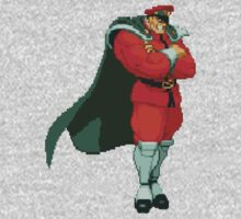 M. Bison One Piece - Long Sleeve