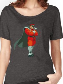 M. Bison Women's Relaxed Fit T-Shirt