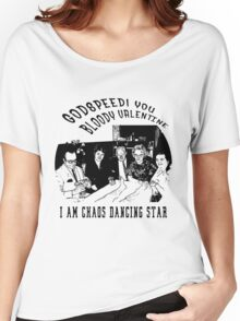 """""""Godspeed! You Bloody Valentine"""" Women's Relaxed Fit T-Shirt"""