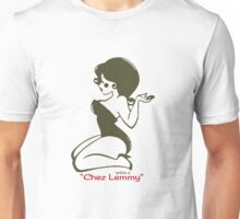 Chez Lemmy  Unisex T-Shirt