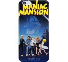 Maniac Mansion iPhone Case/Skin