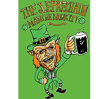 The leprechaun Photographic Print