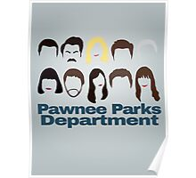 Parks Crew Poster