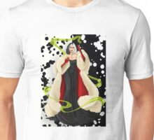 Cruella and the Gin Unisex T-Shirt