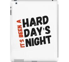 Hard Day's Night  iPad Case/Skin