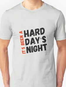 Hard Day's Night  T-Shirt
