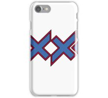 Zaxxon Sega iPhone Case/Skin