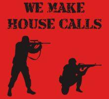 House Calls One Piece - Short Sleeve