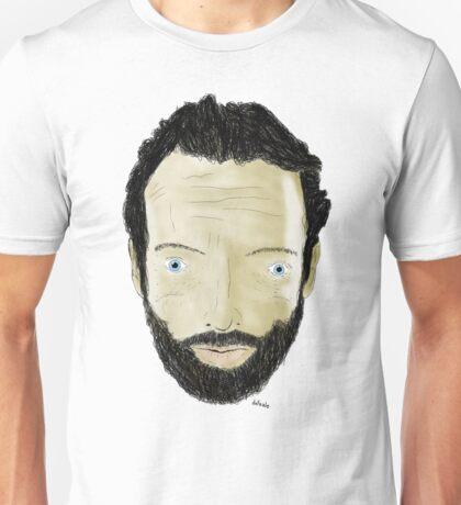 Ricky observe Unisex T-Shirt