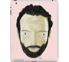Ricky observe iPad Case/Skin