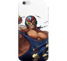 Raiden Big Bear SNK iPhone Case/Skin