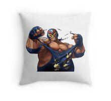 Raiden Big Bear SNK Throw Pillow