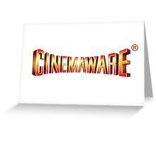 Cinemaware  Greeting Card