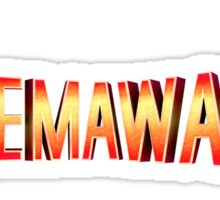 Cinemaware  Sticker
