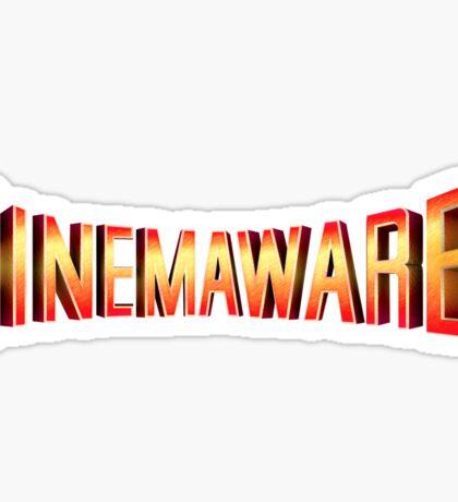 Cinemaware  Sticker